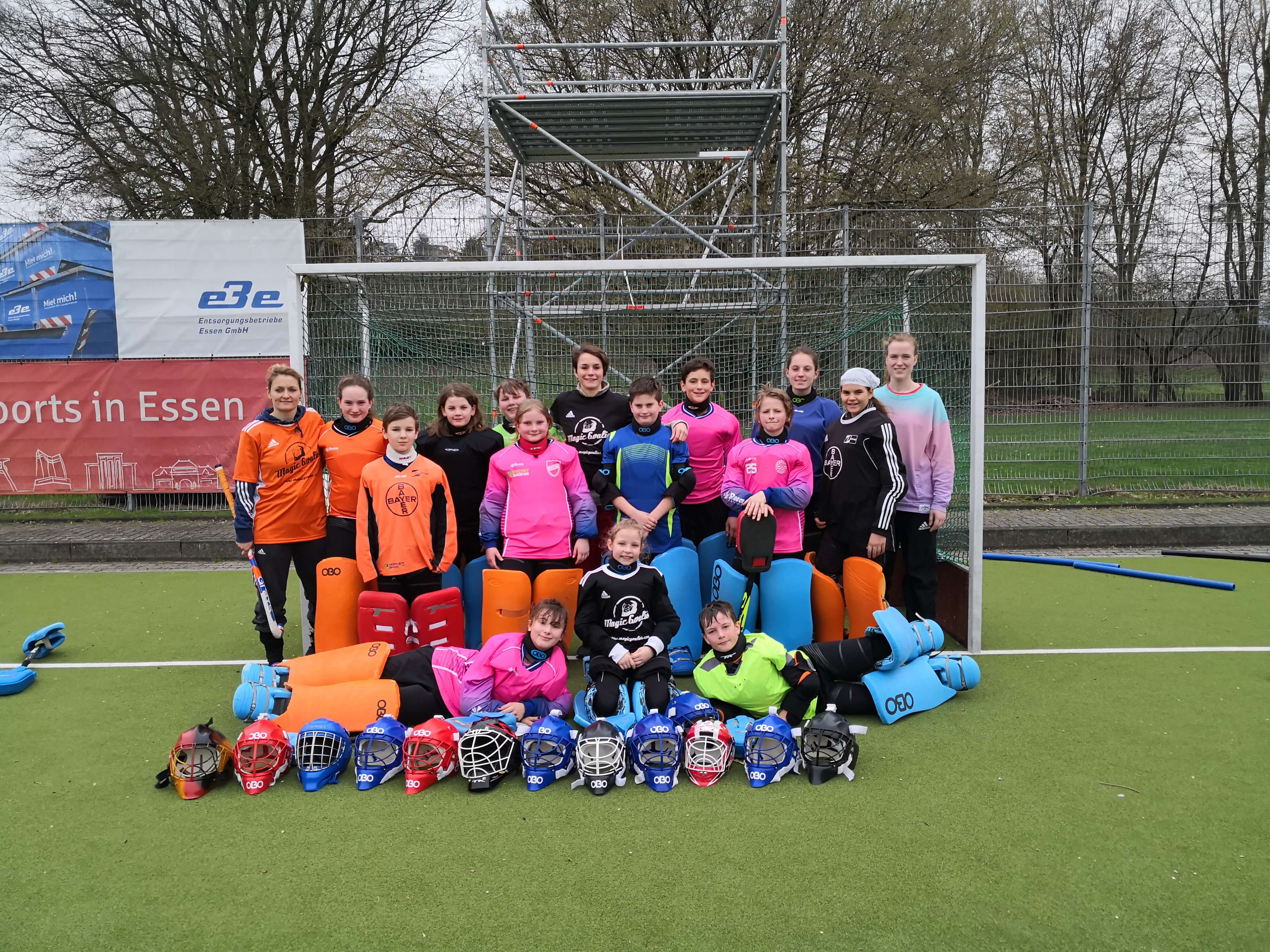 Unsere Magic Goalies